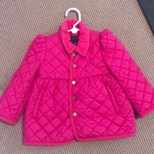 Toddler Girls 3t polo ralph lauren jacket